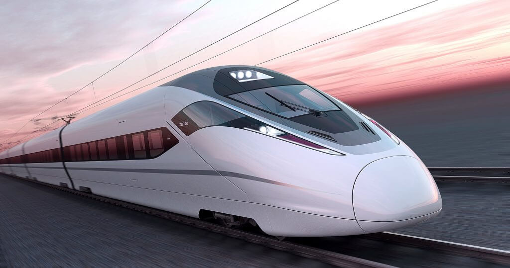 La innovación del aluminio en los trenes de alta velocidad