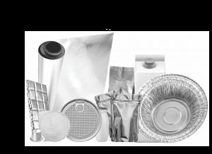 Aluminio, foil, empaque